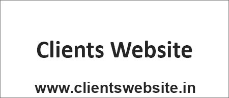 Clients Website